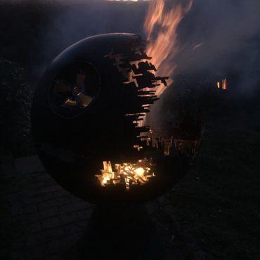 Death Star Aussie Steel Fireball