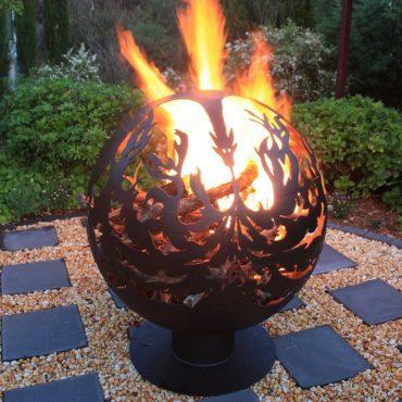 Aussie Steel Fireball - Dragon Design