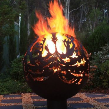 Dragon Steel Fireball Canberra