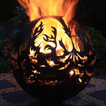 Aussie Dragon Fire Balls