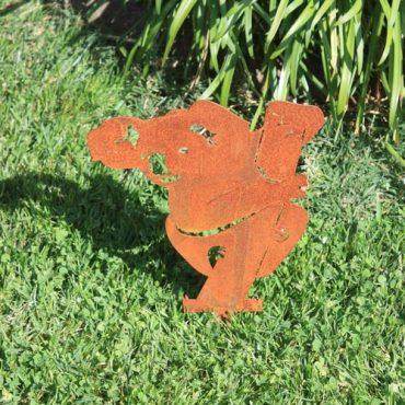 Aussie Steel Garden Koala