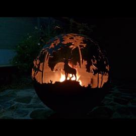 North America - Australian Garden Fireball