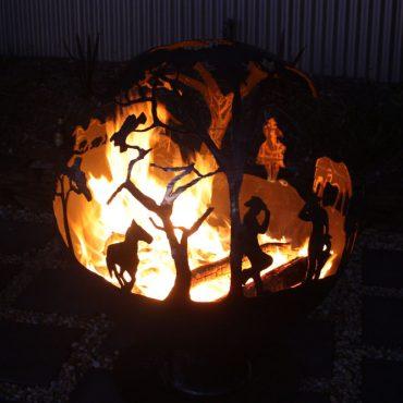 Round-Up Steel Fireball Australia