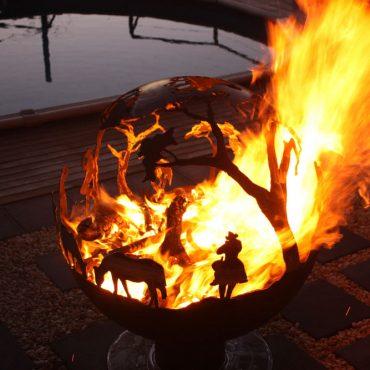 Round-Up Aussie Steel Fireball