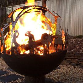 Aussie Fireball - Roundup Design