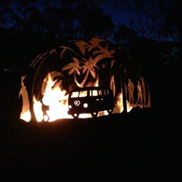 Surf's Up Garden Fireball Australia