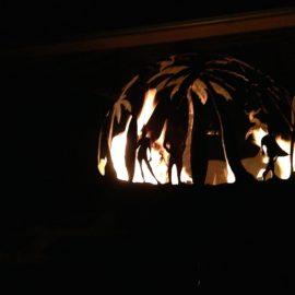 Aussie Surf Steel Fire Ball