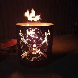 Aussie fire bucket