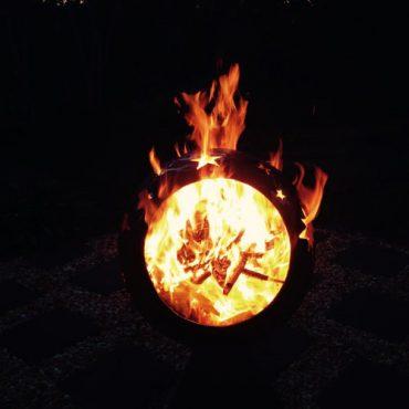 Aussie Fireball Garden - Star Design
