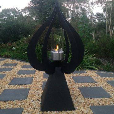 Aussie Steel Garden Burner